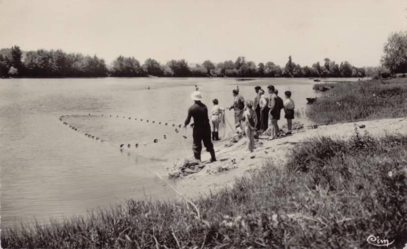 la pêche aux aloses 1