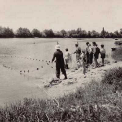 Pêche d'hier et d'aujourd'hui