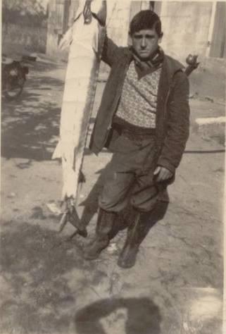 la pêche prise de pêche claude Durand