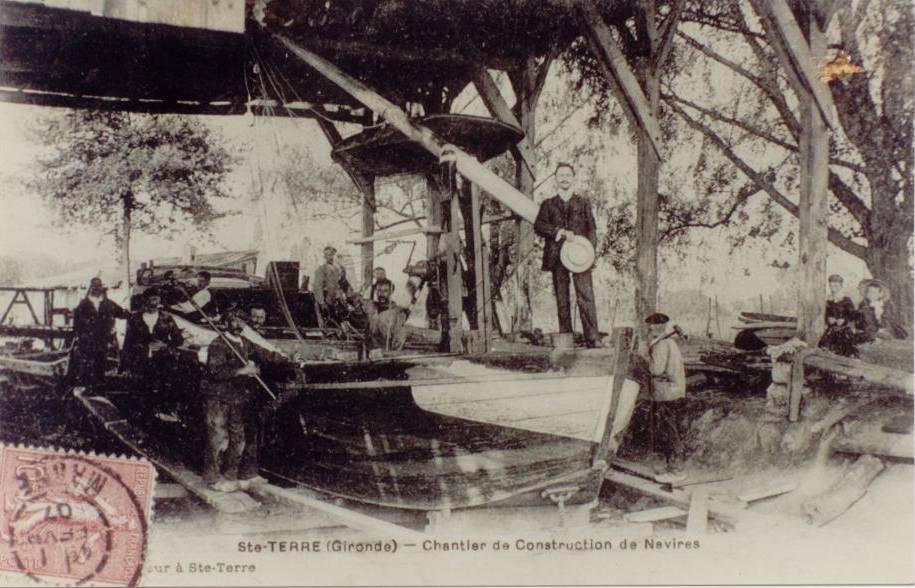 lavagnac charpentier de marine Rivière