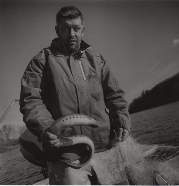 David Durand Pêcheur Professionnel sur la Dordogne