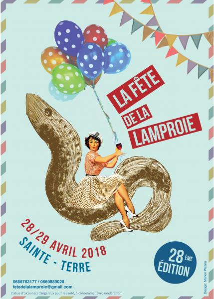 Fete de la lamproie edition 2018