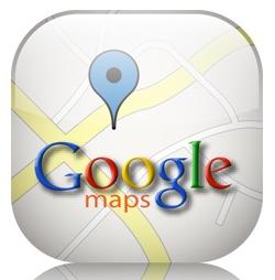 Google maps lamproie cabestan