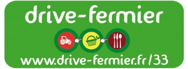 Logo drive fermier 33